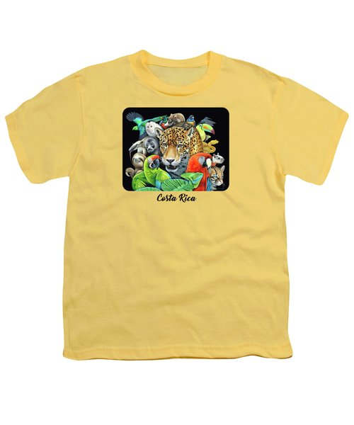 The Circle Of Life Youth T-Shirt