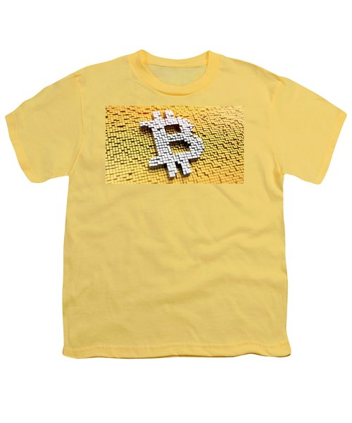 The Rise And Rise Of Bitcoin Youth T-Shirt