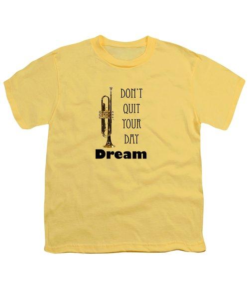 Trumpet Fine Art Photographs Art Prints 5015.02 Youth T-Shirt