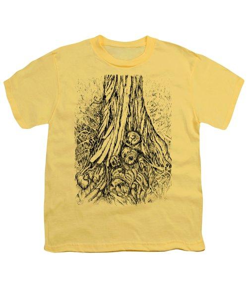 Cedar Tree Youth T-Shirt