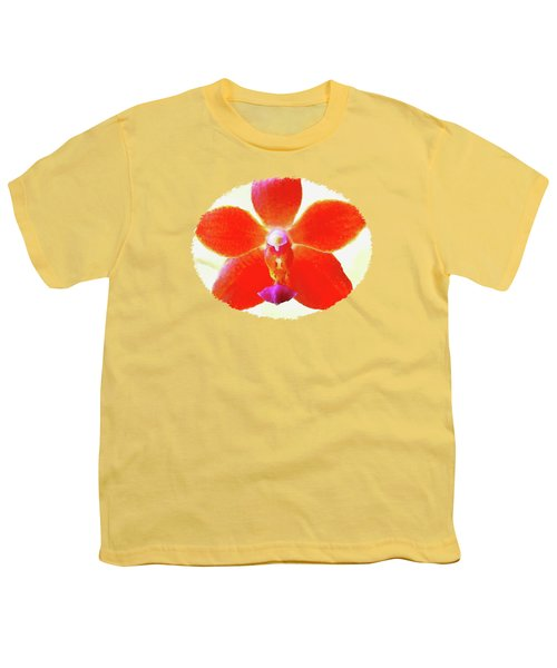 Screenplay Of An Orchid  Youth T-Shirt