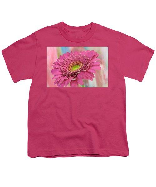 Gerbera Daisy Macro Youth T-Shirt