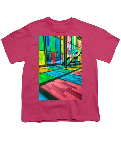 Candy Store Youth T-Shirt by Alex Lapidus