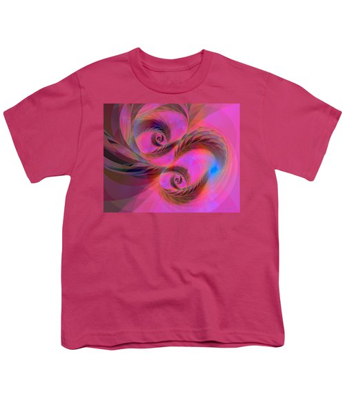 Feathers In The Wind Youth T-Shirt
