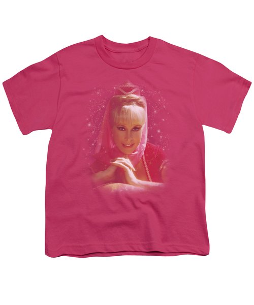 I Dream Of Jeannie - Glitter Jeannie Youth T-Shirt