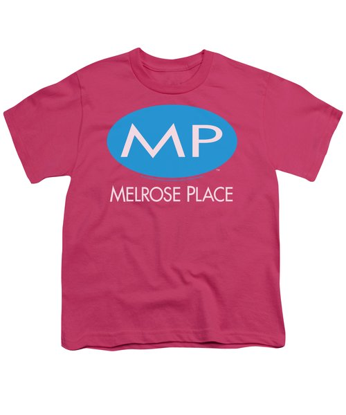 Melrose Place - Melrose Place Logo Youth T-Shirt