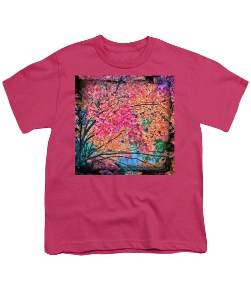 Vine Maple - Fall Color Youth T-Shirt