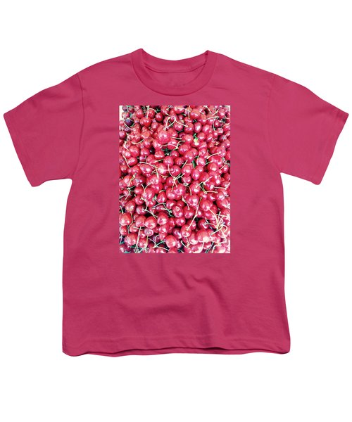 Cherries Youth T-Shirt