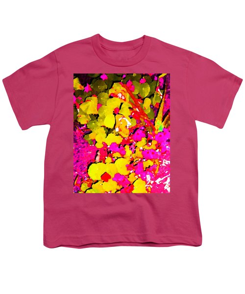 Discovering Joy Youth T-Shirt by Winsome Gunning