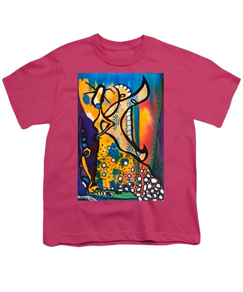 Fairy Queen - Art By Dora Hathazi Mendes Youth T-Shirt