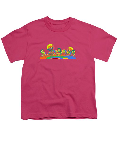 Lollypop Island Youth T-Shirt