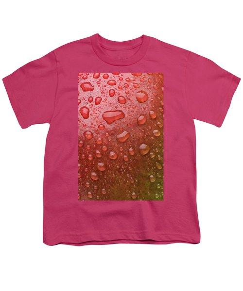 Mango Skin Youth T-Shirt by Steve Gadomski