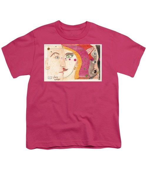 Paranoia Youth T-Shirt by Rod Ismay