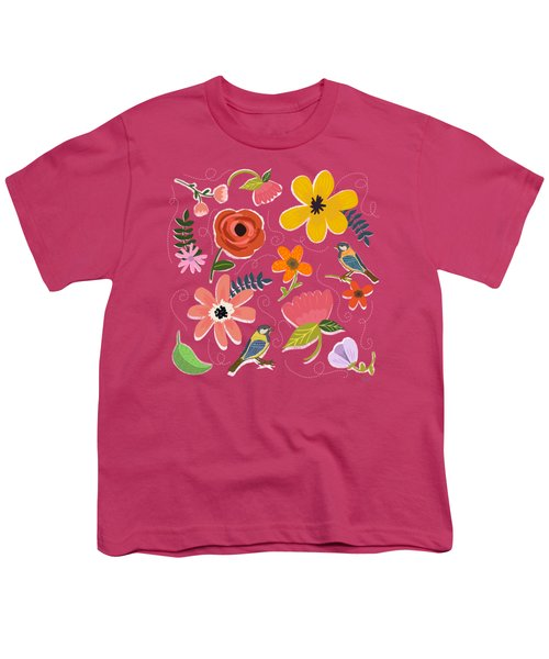 Secret Garden Youth T-Shirt