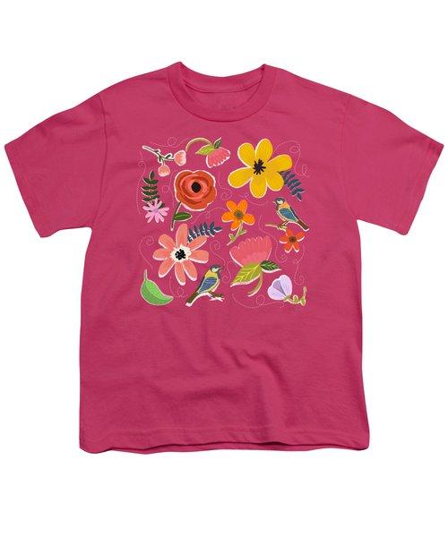 Secret Garden Youth T-Shirt