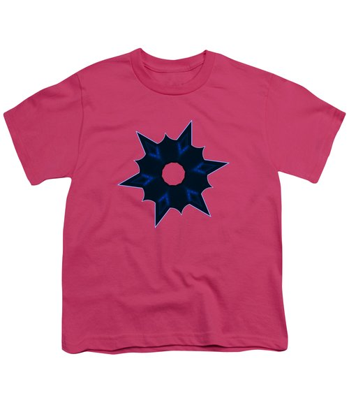 Star Record No. 3 Youth T-Shirt by Stephanie Brock