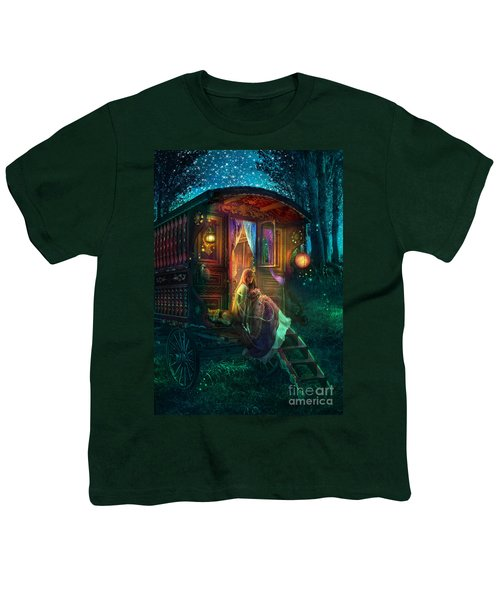 Gypsy Firefly Youth T-Shirt