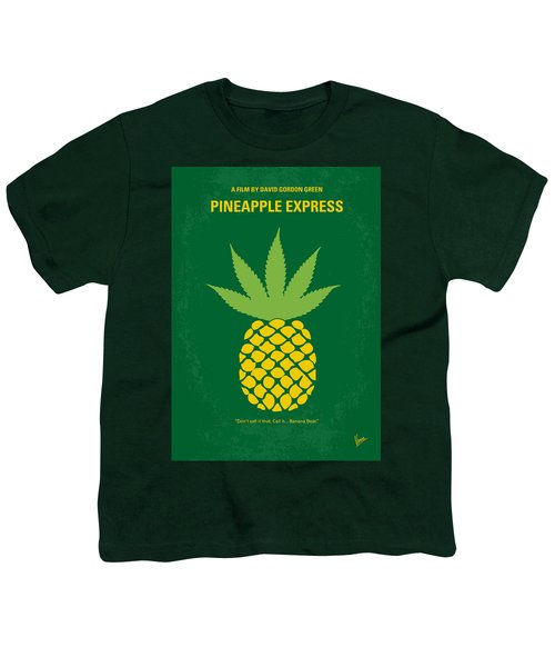 No264 My Pineapple Express Minimal Movie Poster Youth T-Shirt