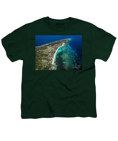 West End Roatan Honduras Youth T-Shirt