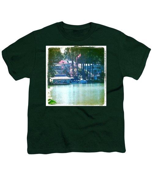 On The Lake - Lake Oswego Or Youth T-Shirt