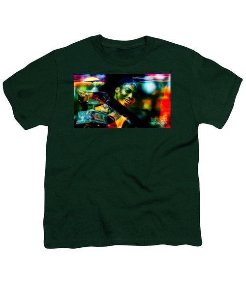 Serena Williams Youth T-Shirt