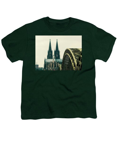 Cathedral Youth T-Shirt by Cesar Vieira