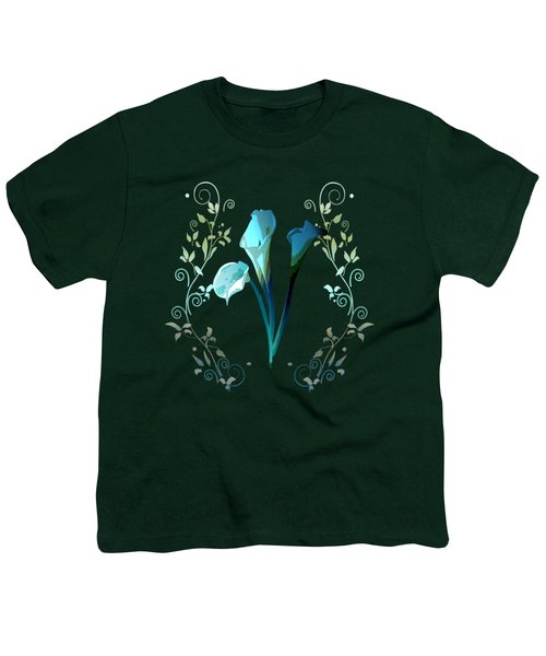 Dragonfly Dream Youth T-Shirt by Regina Femrite