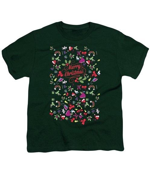 Santa Claus Youth T-Shirt
