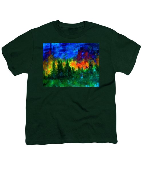 Autumn Fires Youth T-Shirt