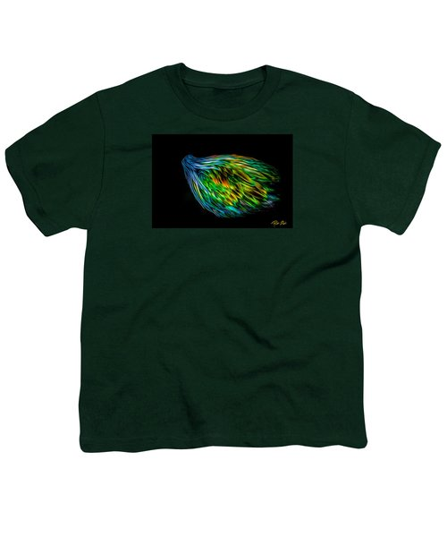 Youth T-Shirt featuring the photograph Nicobar by Rikk Flohr