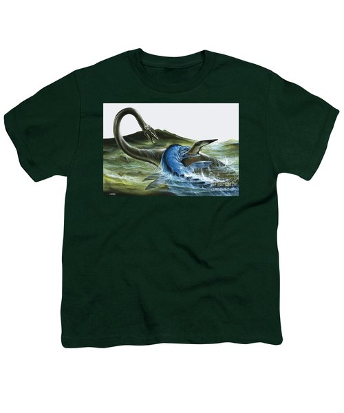 Prehistoric Creatures Youth T-Shirt