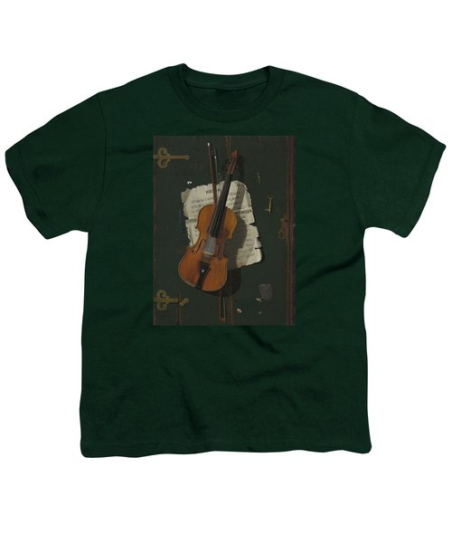 The Old Violin Youth T-Shirt