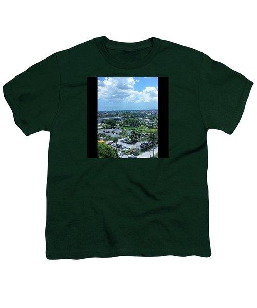 City On The Horizon Youth T-Shirt