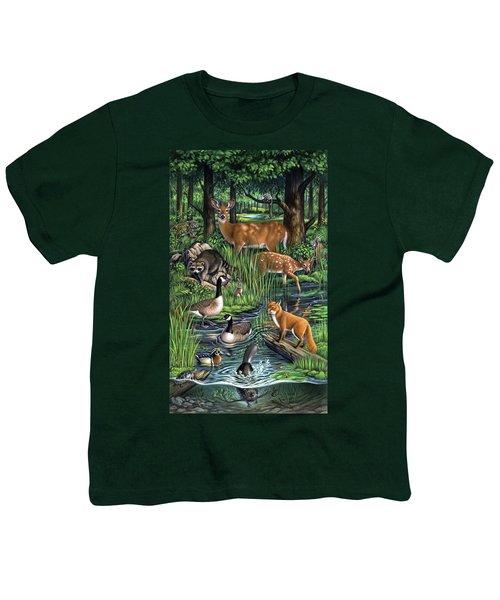 Woodland Youth T-Shirt