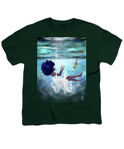 I Aint Drowning Youth T-Shirt