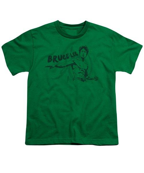 Bruce Lee - Brush Lee Youth T-Shirt