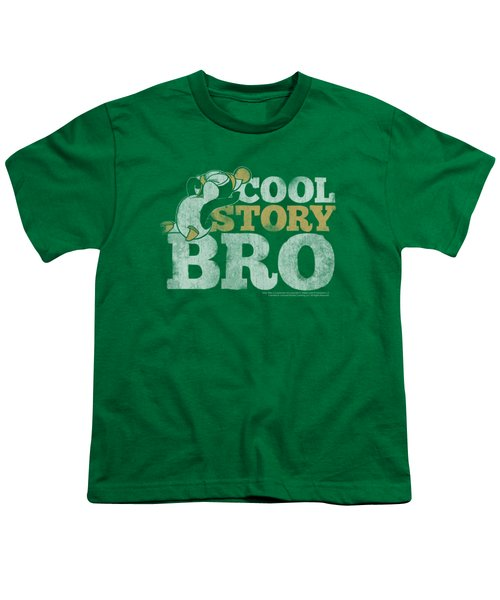 Chilly Willy - Cool Story Youth T-Shirt