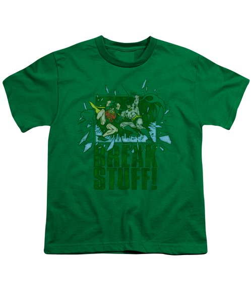Dc - Break Stuff Youth T-Shirt