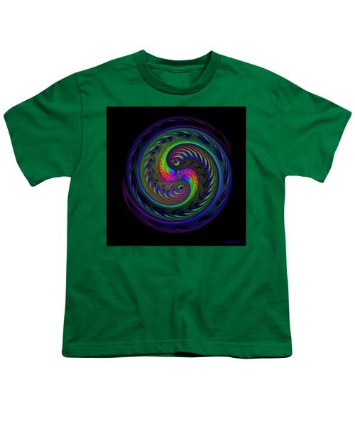 Koi Yin Yang Youth T-Shirt