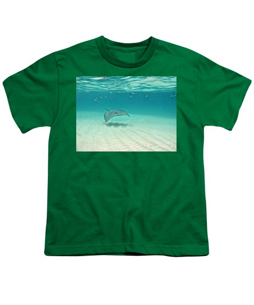 Underwater Flight Youth T-Shirt