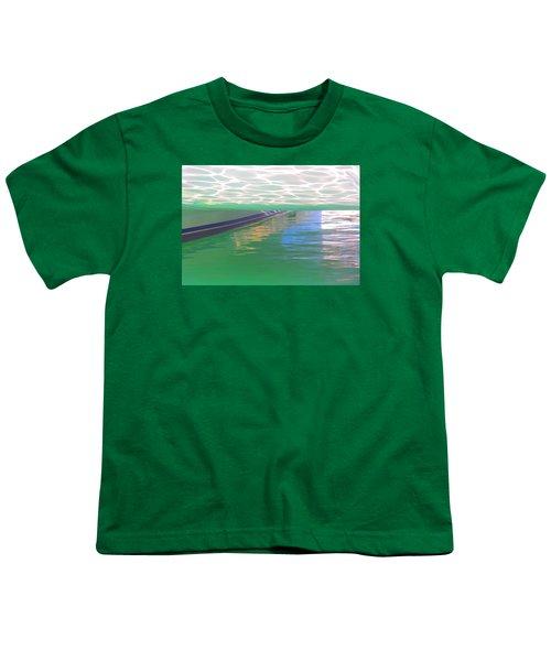 Reflections Youth T-Shirt by Nareeta Martin