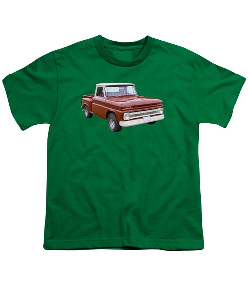 1965 Chevrolet Pickup Truck Youth T-Shirt