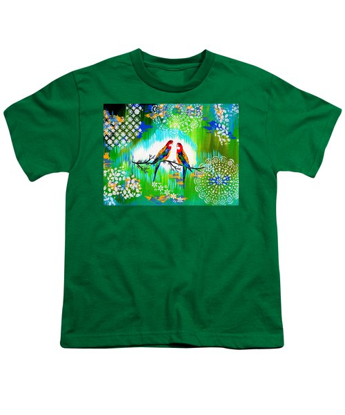 Australian Youth T-Shirt by Cathy Jacobs