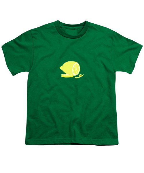 Big Lemon Flavor Youth T-Shirt