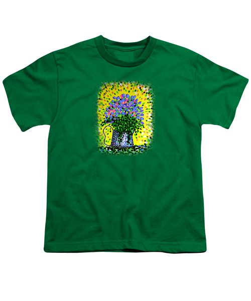 Explosive Flowers Youth T-Shirt