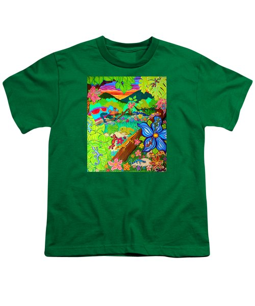 Leapin Lizards Youth T-Shirt