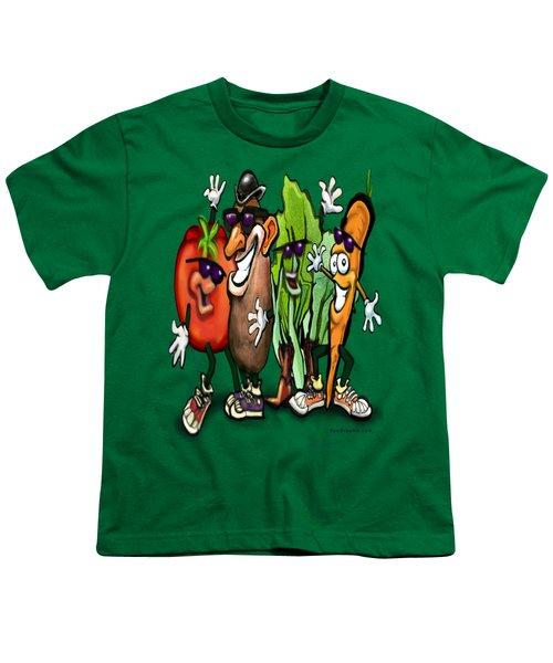 Veggies Youth T-Shirt