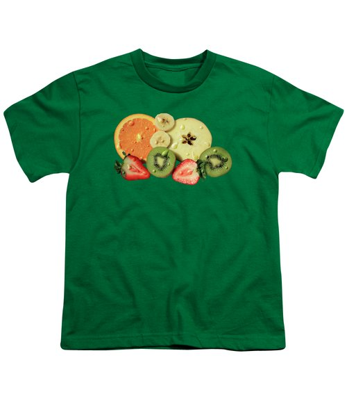 Wet Fruit Youth T-Shirt by Shane Bechler