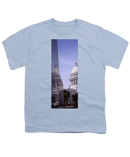 Low Angle View Of A Government Youth T-Shirt by Panoramic Images