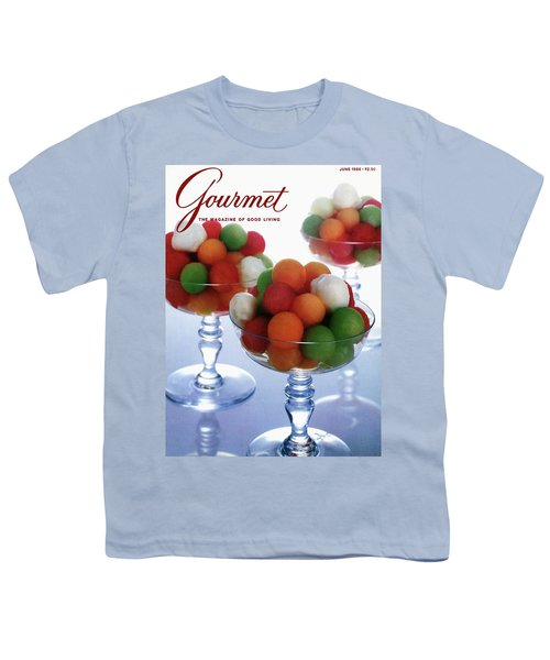 A Gourmet Cover Of Melon Balls Youth T-Shirt